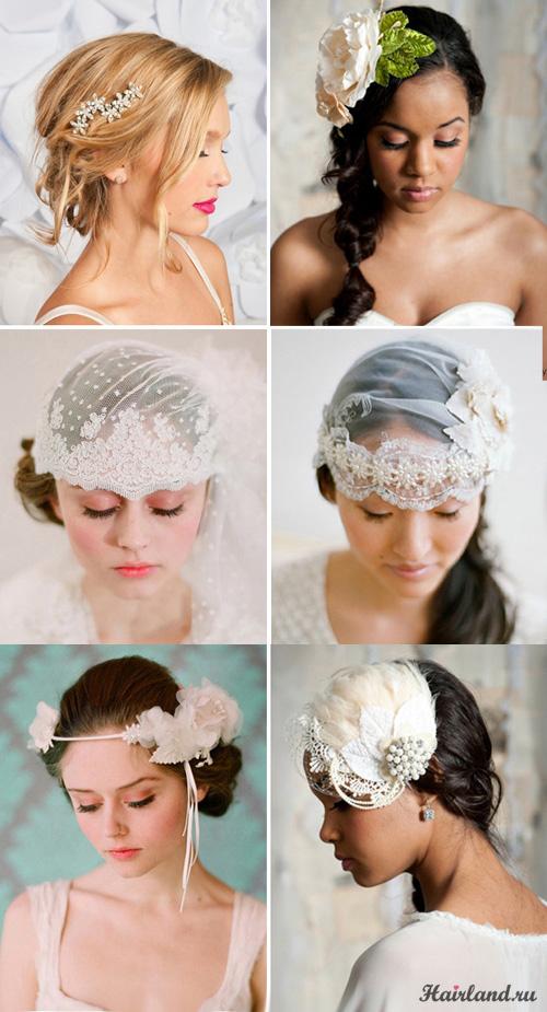 Прически на свадьбу на длинные волосы фото