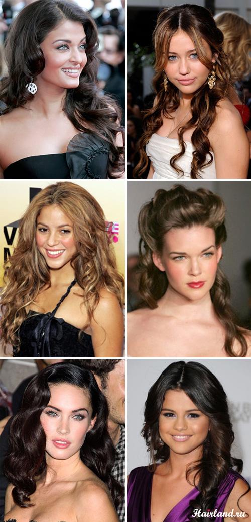 Выпускные прически на длинные волосы фото