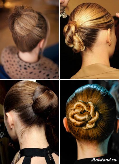Простые прически на каждый день для длинных волос фото