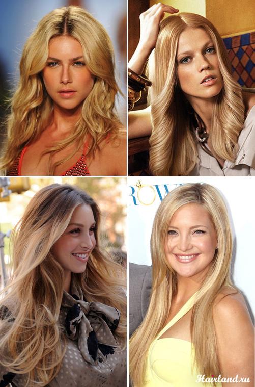 Женские стрижки на длинные волосы