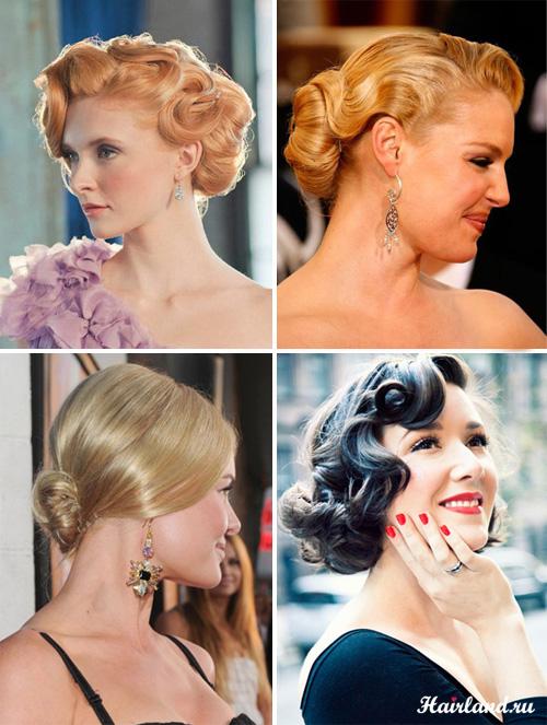 Причёски на SaraCentre: картинки волос прически