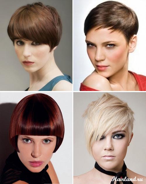 Женские причёски коса