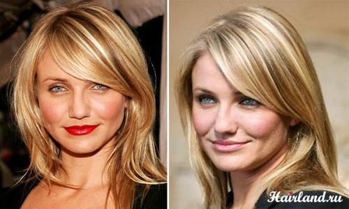 Брондирование светлых волос фото