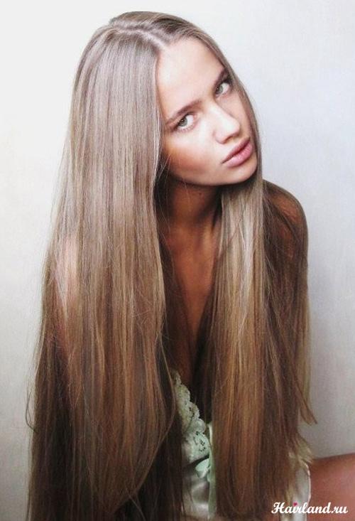 Цвет волос пепельно-русый фото