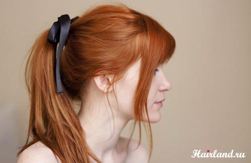 Цвет волос рыжий фото. Оттенки рыжего