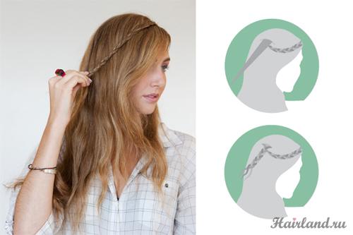 Какие причёски можно сделать самому