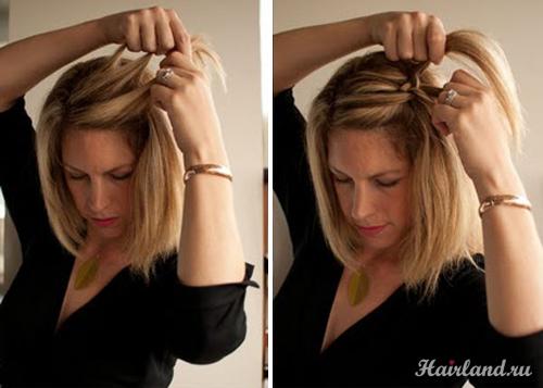 Плетение французских косичек по голове, поэтапное обучение в картинках