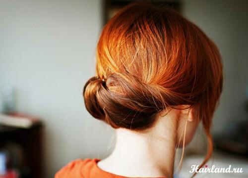 Прически для волос средней длины фото 2011
