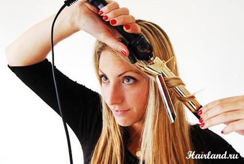 Как уложить волосы своими руками в домашних условиях фото