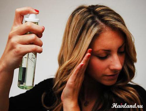 Укладка волос в домашних условиях своими руками фото