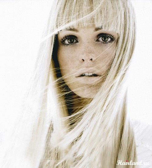 Цвет волос пепельный фото