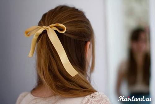 Прически на каждый день для длинных волос в домашних условиях