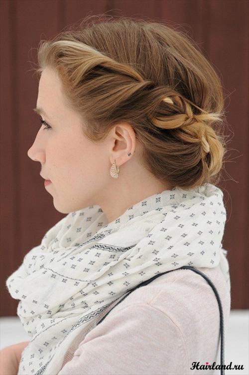 Прически женские фото 2011