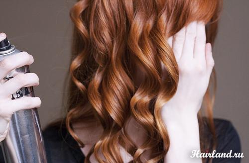 Укладка своими руками на длинные волосы. Фото и как делать поэтапно