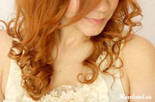 Как завить волосы на тряпочки своими руками фото
