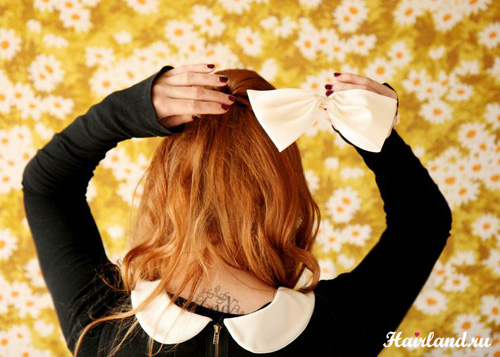 Как сделать повседневную прическу для длинных волос поэтапно
